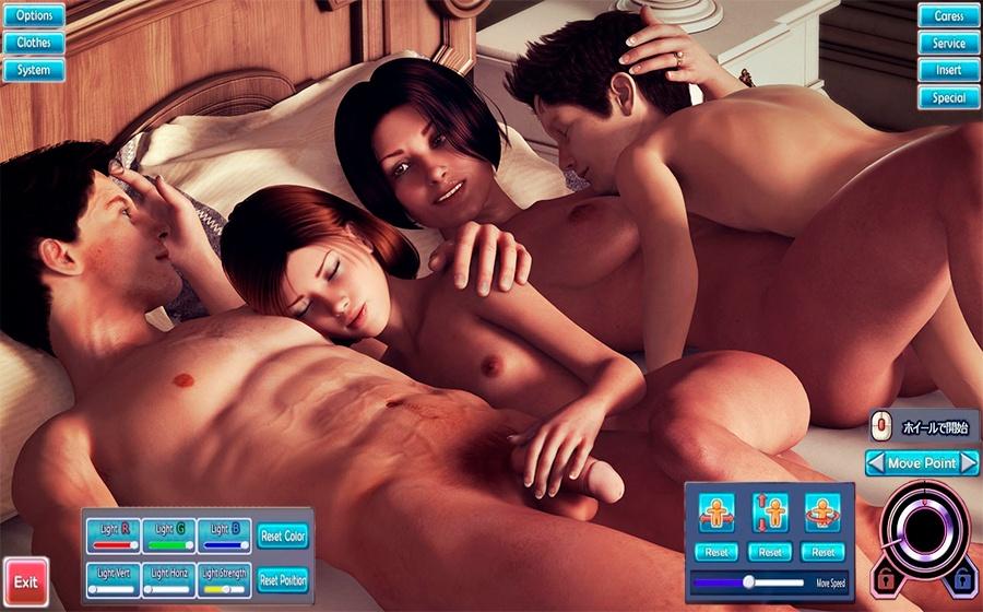 sex simulator virtual