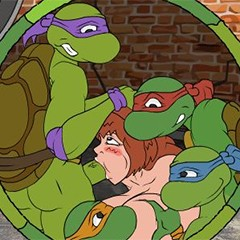 1 pictures of Teenage Mutant Fucking Turtles
